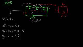 الکتریسیته جاری ۰۷ - به هم بستن سری و موازی مقاومتها