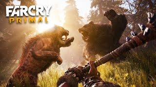 Far Cry Primal - HUNTING AND TAMING RARE ANIMALS!! // Part 6 (Far Cry Primal Gameplay)