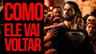 Como Superman irá voltar em Liga da Justiça | Teorias