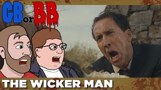 The Wicker Man - Good Bad or Bad Bad #14