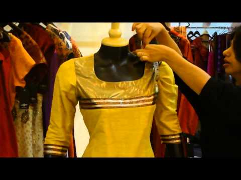 How to take body measurements for salwar kameez, lehenga and blouse - Figura Fashion.mp4
