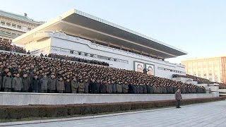 North Korea celebrates 'hydrogen bomb' test