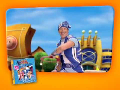 CD DVD Lazy Town Vila Moleza