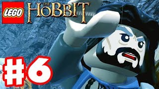 LEGO The Hobbit - Gameplay Walkthrough Part 6 - Over Hill and Under Hill (Xbox One, PS4, PC)