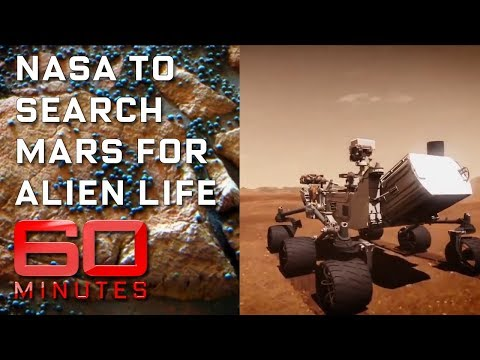 Xxx Mp4 The Mission To Mars Searching For Extra Terrestrial Beings 60 Minutes Australia 3gp Sex