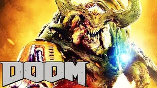 DOOM All Cutscenes Movie (Game Movie) DOOM 2016 All Cutscenes FULL STORY