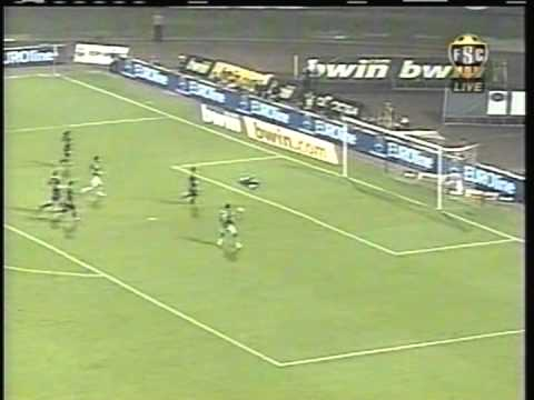 2007 (August 29) Dinamo Zagreb (Croatia) 2-Werder Bremen (Germany) 3 (Champions League)
