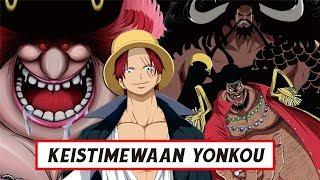 "Ini Dia 3 ""KEISTIMEWAAN"" Yang Dimiliki  Para Yonkou (One Piece)"