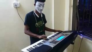 Zava navin popat Ha lagla mithun mithun bolaila Koli song piano cover 🎹