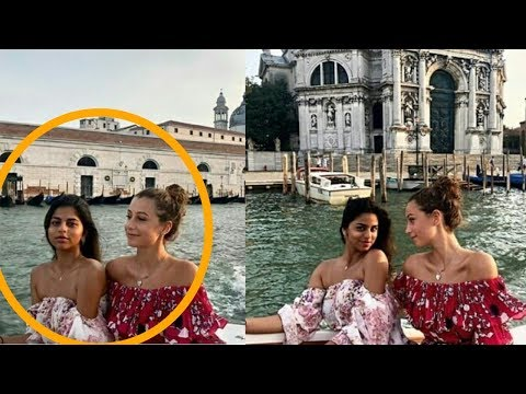 Xxx Mp4 Srk Daughter Suhana Khan Looks Superhot On Holiday With A Frnd In Venice 3gp Sex