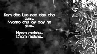 Choe Da Nga Lyric done by JN