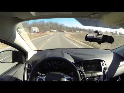 2014 Ford Focus Titanium Edition Test Drive