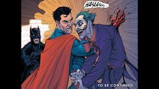 SUPERMAN JOKERİN İÇİNDEN GEÇTİ! INJUSTICE GODS AMONG US