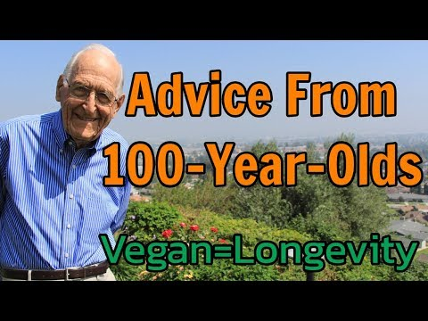 Centenarians Give Advice on How to Live to 100 Years