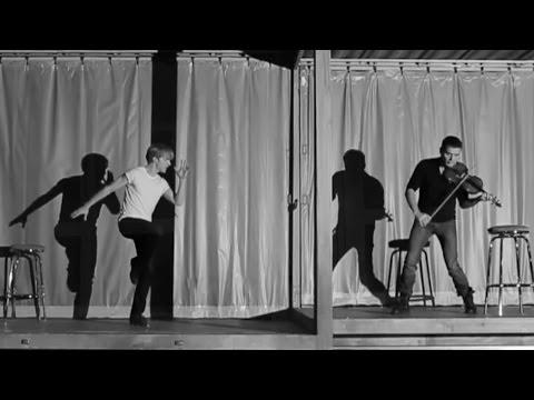 Steven McRae and Vasko Vassilev — Czárdás The Royal Ballet