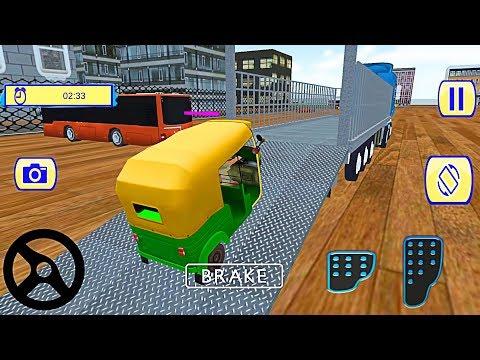 Xxx Mp4 Modern Rickshaw Transport Truck Cargo Driving Rickshaw Android Gameplay 3gp Sex
