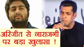 Salman Khan REACTS on REMOVING Arijit Singh SONG from Welcome To New York | FilmiBeat