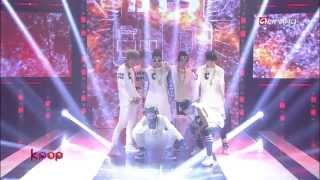 [130702] BTS - We are Bulletproof + No More Dream @ Simply Kpop