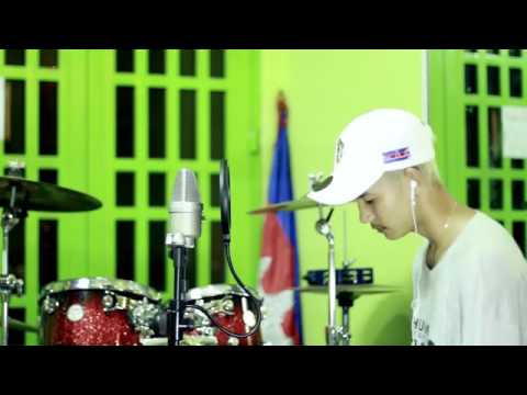Shape of you .Khmer COVER √√ Sok Jeat