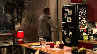 Salkkarit - Janne löytää Mariannan Heidin sängystä