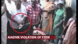 DMK leader Stalin caught on tape bribing voters