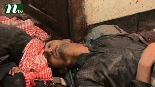 Post mortem examinations perfomed on 9 militants killed at Kalyanpur  in Dhaka on 26 July