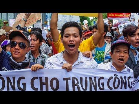 Xxx Mp4 Violent ANTI CHINA Protests Break Out In VIETNAM 3gp Sex