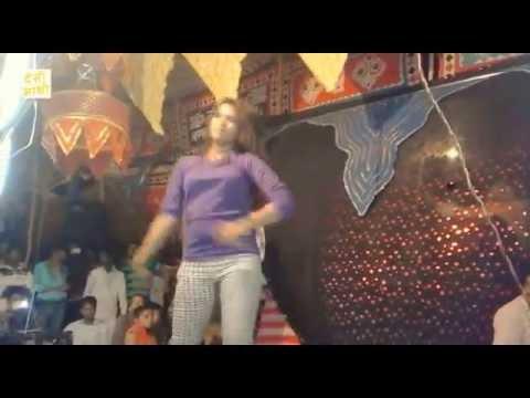 Cute Desi Girl Dancing On Floor!