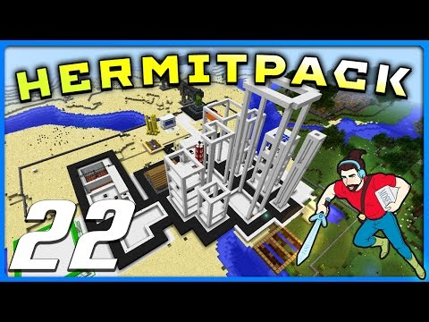 HermitPack Ep 22 GOODBYE AND THANKS FOR ALL THE SQUID Minecraft 1.10 Modded
