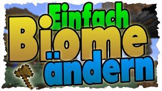 Minecraft Biome ändern (Tutorial)