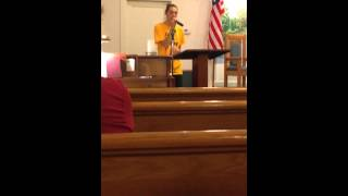 Amazing Grace at Revival