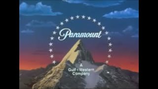Paramount Pictures Full Logo History