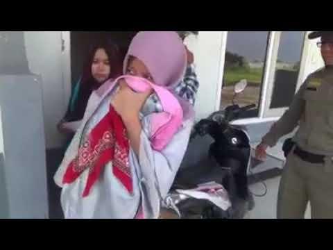 Gila.... istri Seorang pejabat, Kena Razia Bersama Selingkuhannya Di dalam Hotel Kendal, Jawa Tengah