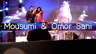 Mousumi and Omar Sunny is a beautiful dance.....