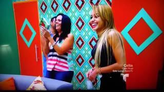 Beso de Maday y Dante en el juego de la botella - Gran Hermano US 2016 - HD