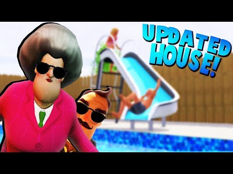 Xxx Mp4 HELLO NEIGHBOR S SISTER IS BACK WITH A UPDATED HOUSE Hello Neighbor Mobile Game Rip Off 3gp Sex
