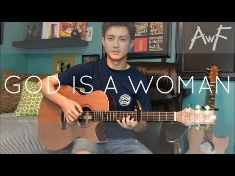 Ariana Grande - God is a Woman - Cover (Fingerstyle guitar)