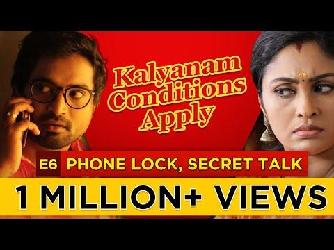 Xxx Mp4 Kalyanam Conditions Apply Episode 6 'Phone Lock Secret Talk' Mirchi Senthil Sreeja 3gp Sex