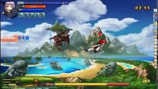 Grand Chase Rexion vs Sirius