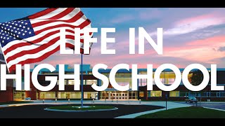 daily LIFE IN AMERICAN HIGHSCHOOL // Vlog V of V