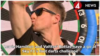 WATCH: British GP F1 Show - best bits!