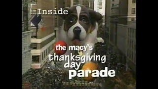 Inside The Macy's Thanksgiving Day Parade [1999]