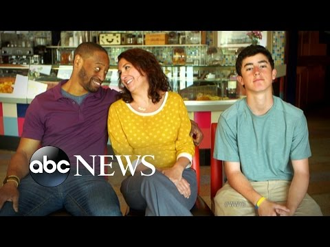 Child Disapproves Of Interracial Couple | What Would You Do? | WWYD