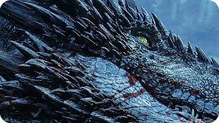 GAME OF THRONES Season 7 Episode 6 CLIP The Night King and Viserion (2017) HBO Series