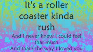 Taylor Swift-The Way I Loved You lyrics
