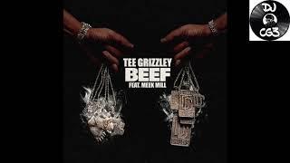 Tee Grizzley - Beef feat. Meek Mill [Clean]
