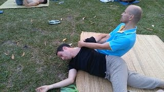 Dynamic Thai massage
