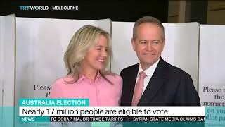 Australian voters tipped to elect Labour government