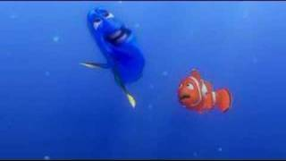"Finding Nemo( Dory speaking ""whale"")"