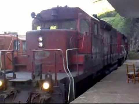 Trem ALL Vila Flores RS